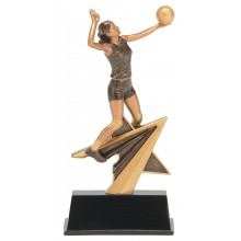 Estatuilla Star Power Voleibol Fem.