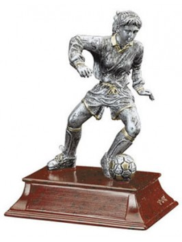 Estatuilla Elite Grand Futbol Fem.