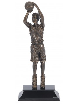 Estatuilla Action Sport Basquetbol Masc.