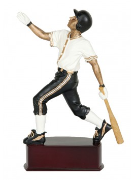 Estatuilla Action Color Beisbol Masc.